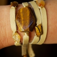 thumbs mw52 arm2 Multi Wrap Leather Bracelets